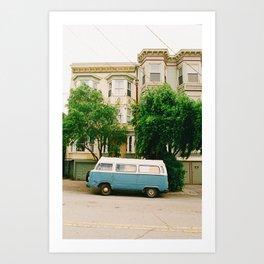 San Francisco II / California Art Print