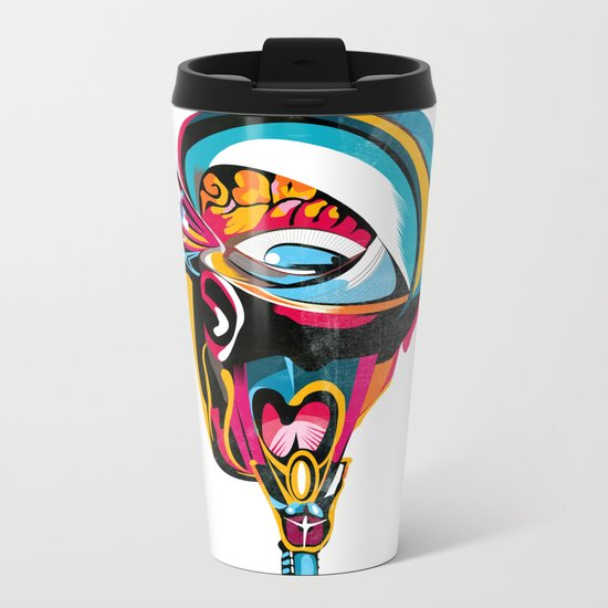 Anatomy Gautier v4 Metal Travel Mug