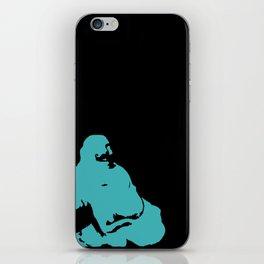 Fancy Buddha  iPhone Skin
