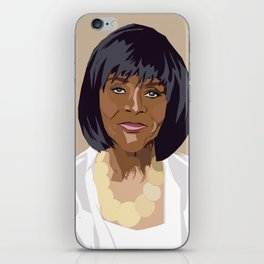 Cicely Tyson iPhone Skin