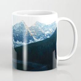 River in the Mountains Coffee Mug