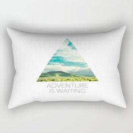 Endless Days and Skies Rectangular Pillow