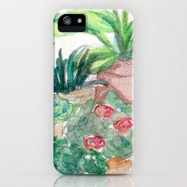 Plants! iPhone Case