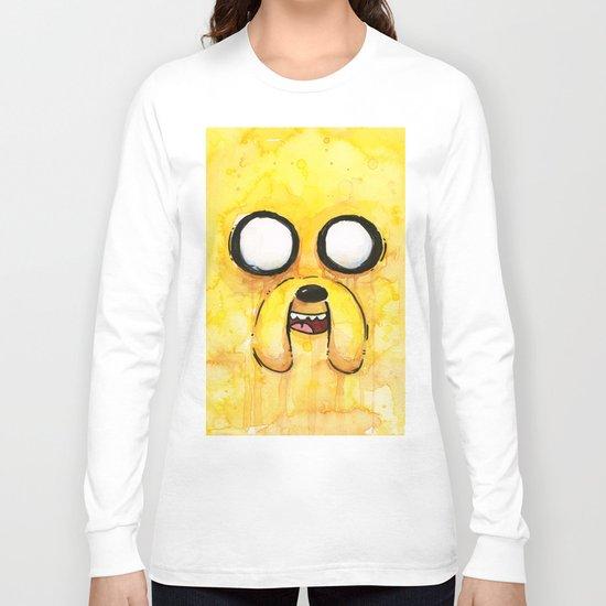 Jake Face Long Sleeve T-shirt