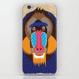 Funky Monkeys iPhone Skin
