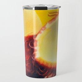 TROPICAL FRUIT-RAMBUTAN Travel Mug