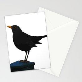 Blackbird Vector Stationery Cards