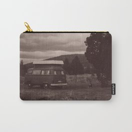 Jenny and Doris Carry-All Pouch