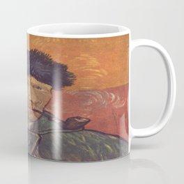 Vincent van Gogh's Self-Portrait 3 Coffee Mug