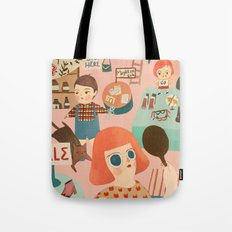 Vintageshop Tote Bag
