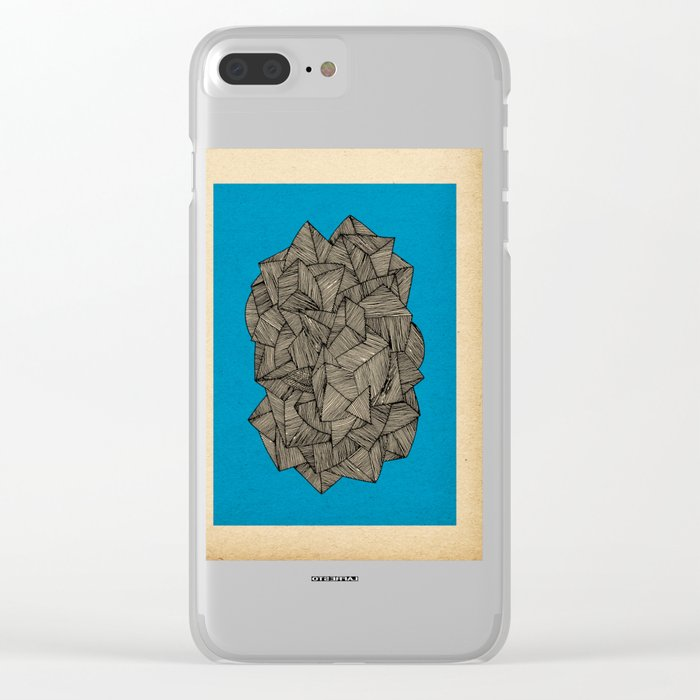 - boat - Clear iPhone Case