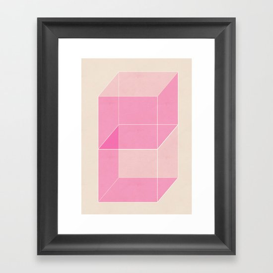 Perspective no. 1 Framed Art Print