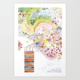 My Wish Art Print