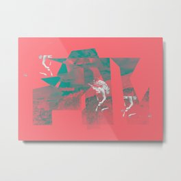 Macello Metal Print
