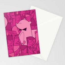 Pajama Party Stationery Cards
