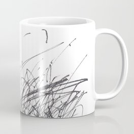 Sound of Longing (Intuitive Sound Scribble #3) Coffee Mug