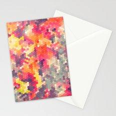 Summer Garden 4 Stationery Cards