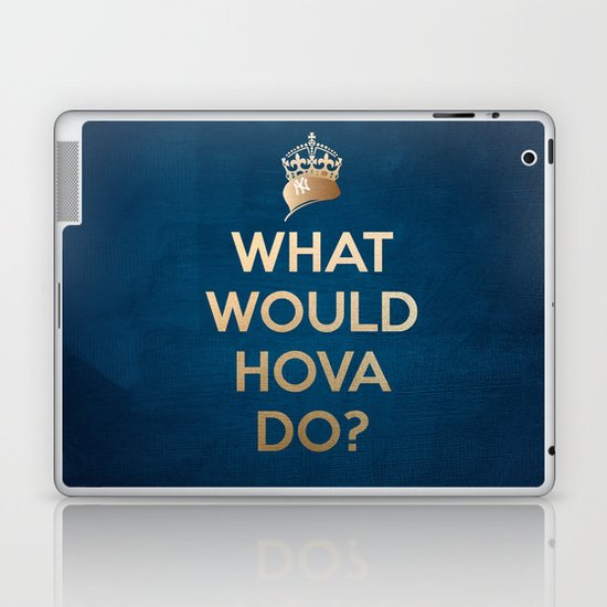 What Would Hova Do? - Jay-Z Laptop & iPad Skin