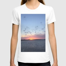 Ocean sky T-shirt