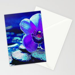Spreckled Orchid Stationery Cards