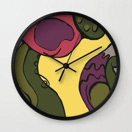 Grief Wall Clock