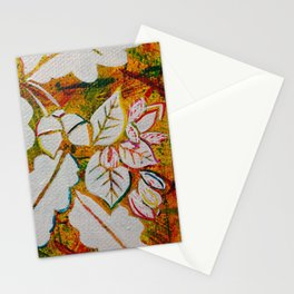 Leaves on the World Tree: Danish Beech and Oak Stationery Cards
