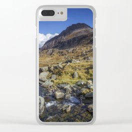 Tryfan Clear iPhone Case