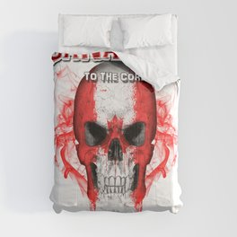 To The Core Collection: Canada Comforters