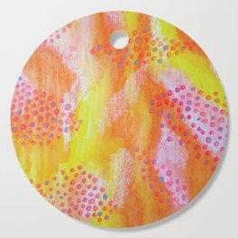 Summer Bubbles Cutting Board