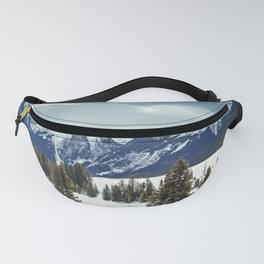 Rocky Mountains Fanny Pack