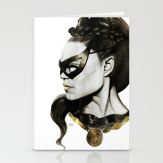 Eartha Kitt IS Catwoman by blewisarts