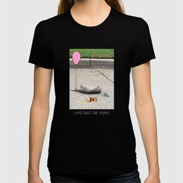 LIVE FAST DIE YUNG T-shirt