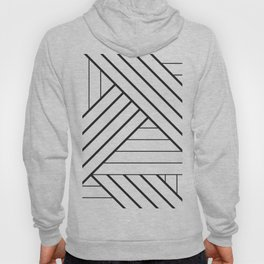 Varied Line Weave 01 Hoody