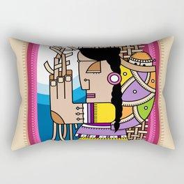 Artesana Rectangular Pillow