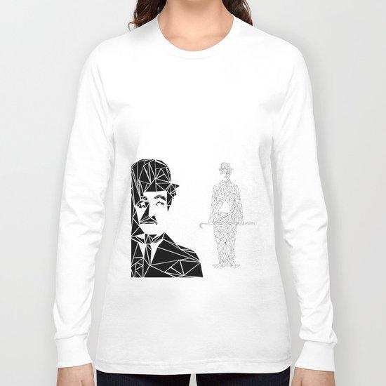 CHAPLIN Long Sleeve T-shirt