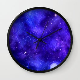 Jared space Wall Clock