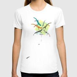 FORMOSA SERIES【Salamanders】 T-shirt