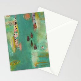 And Then There Were Four Stationery Cards