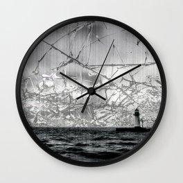 Play Crack the Sky Wall Clock