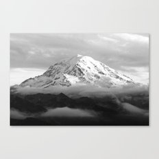 Marvelous Mount Rainier Canvas Print
