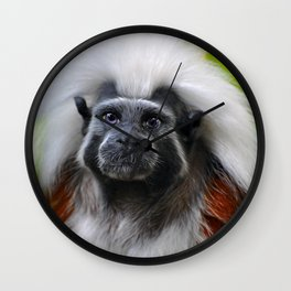 Tamarin Wall Clock