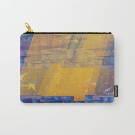 Up Down City Carry-All Pouch