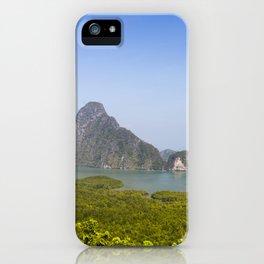 Phang Nga Bay Thailand iPhone Case
