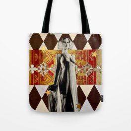 Cosmic Intelligence Tote Bag