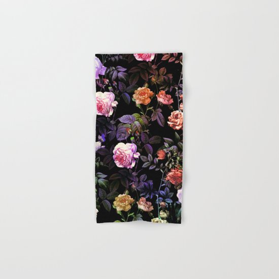 Night Forest III Hand & Bath Towel