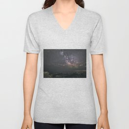 Milkyway at Loblolly Cove Unisex V-Neck