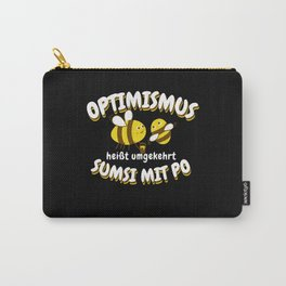 Optimismus Sumsi Mit Po Bee Beekeeper Carry-All Pouch