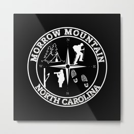 MORROW MOUNTAIN Metal Print