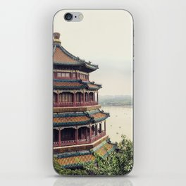 Summer Palace, Beijing China iPhone Skin