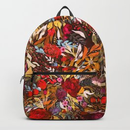 Moody Flower Joy Backpack
